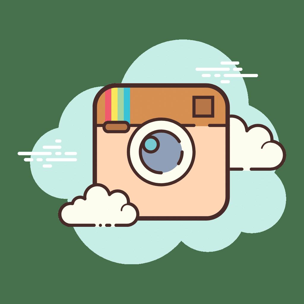 Instagram-mainonta