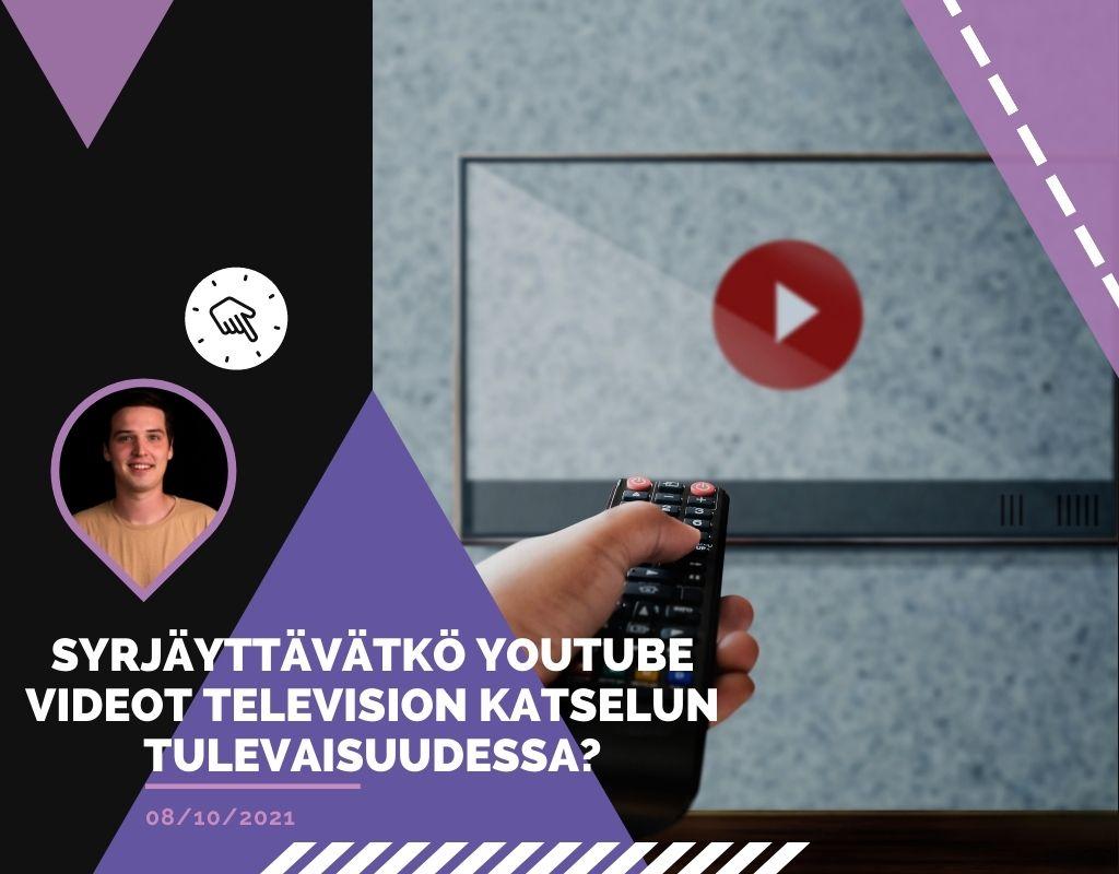 YouTube-videot ja televisio